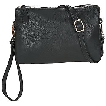 Tašky Ženy Kabelky a tašky cez rameno André LE KANGOUROU Čierna