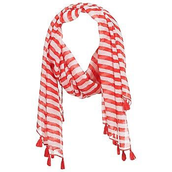 Textilné doplnky Ženy Šále, štóle a šatky André DOVA Biela / Červená