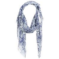 Textilné doplnky Ženy Šále, štóle a šatky André ROXANE Modrá