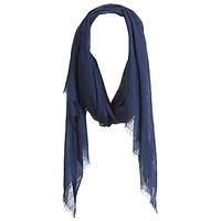 Textilné doplnky Ženy Šále, štóle a šatky André INGRID Námornícka modrá