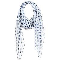 Textilné doplnky Ženy Šále, štóle a šatky André INGRID Krémová / Námornícka modrá