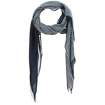 Textilné doplnky Muži Šále, štóle a šatky André GREGOIRE Námornícka modrá