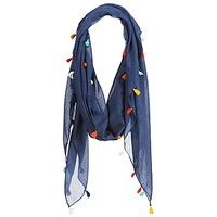 Textilné doplnky Muži Šále, štóle a šatky André GUILLAUME Modrá