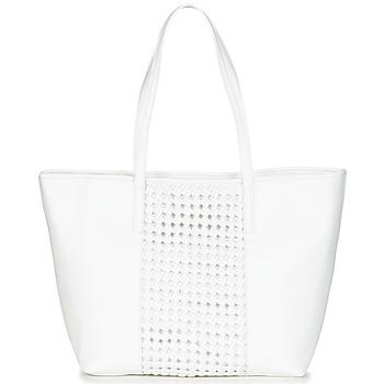 Tašky Ženy Veľké nákupné tašky  André ECLIPSE Biela