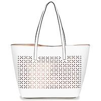 Tašky Ženy Veľké nákupné tašky  André FRIMOUSSE Biela
