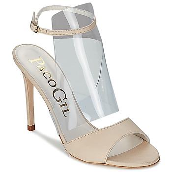 Topánky Ženy Sandále Paco Gil LUISE Krémová