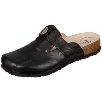 Topánky Ženy Nazuvky Think Julia Čierna