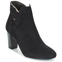 Topánky Ženy Čižmičky Bocage EMMANUEL Čierna