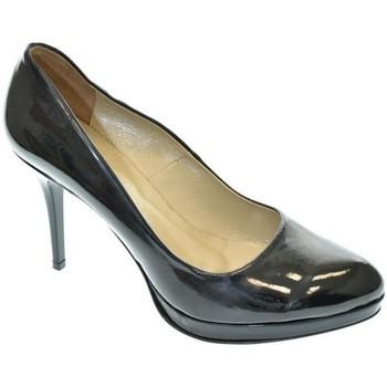 Topánky Ženy Lodičky John-C Dámske čierne lodičky ANI čierna