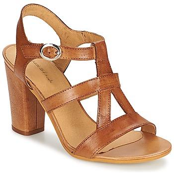 Topánky Ženy Sandále Casual Attitude OLILA Hnedá