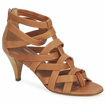 Topánky Ženy Sandále Sigerson Morrison CARNICIA Svetlá hnedá