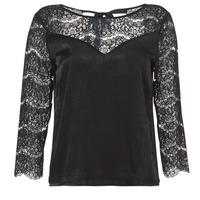 Oblečenie Ženy Blúzky Betty London JYRIAM Čierna