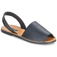 Topánky Ženy Sandále So Size LOJA Námornícka modrá
