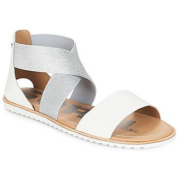Topánky Ženy Sandále Sorel ELLA™ SANDAL Biela