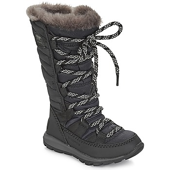 Topánky Deti Obuv do snehu Sorel CHILDREN'S WHITNEY™ LACE Čierna