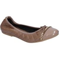 Topánky Ženy Balerínky a babies Crown Balerínky BX639 Béžová