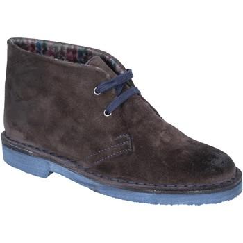 Topánky Ženy Nízke čižmy Kep's By Coraf Členkové Topánky BX659 Hnedá