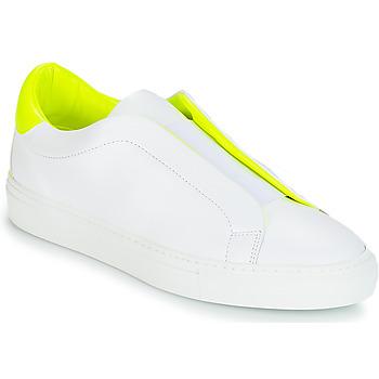 Topánky Ženy Nízke tenisky KLOM KISS Biela / Žltá
