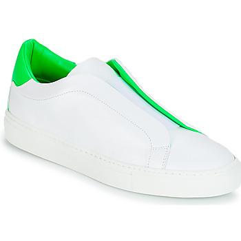 Topánky Ženy Nízke tenisky KLOM KISS Biela / Zelená