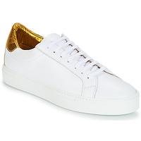 Topánky Ženy Nízke tenisky KLOM KEEP Biela / Zlatá
