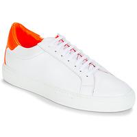 Topánky Ženy Nízke tenisky KLOM KEEP Biela / Oranžová
