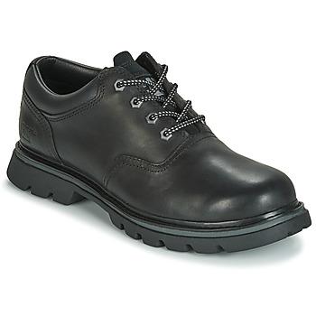 Topánky Muži Derbie Caterpillar OVERTAKE Čierna