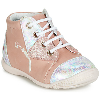 Topánky Dievčatá Členkové tenisky GBB VERONA Ružová