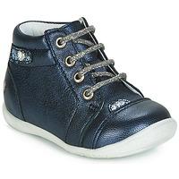 Topánky Dievčatá Členkové tenisky GBB NICOLE Námornícka modrá