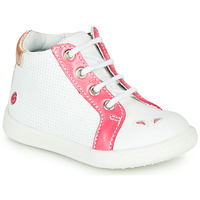 Topánky Dievčatá Členkové tenisky GBB FAMIA Biela