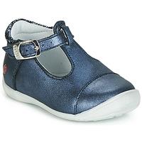 Topánky Dievčatá Balerínky a babies GBB MERTONE Modrá