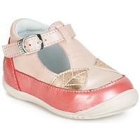 Topánky Dievčatá Balerínky a babies GBB PAKITA Ružová