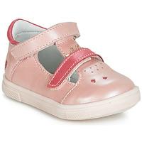 Topánky Dievčatá Balerínky a babies GBB ARAMA Ružová