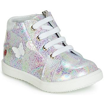 Topánky Dievčatá Členkové tenisky GBB MEFITA Ružová