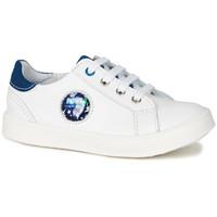 Topánky Chlapci Nízke tenisky GBB URSUL Bielo-modrá / Led