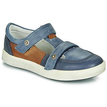Topánky Chlapci Nízke tenisky GBB VARNO Modrá