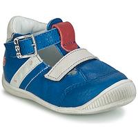 Topánky Chlapci Sandále GBB BALILO Modrá / Šedá / Červená