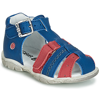 Topánky Chlapci Členkové tenisky GBB ARIGO Modro-červená