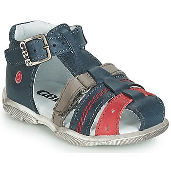 Topánky Chlapci Sandále GBB ARIGO Modrá