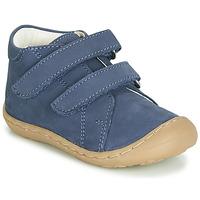 Topánky Chlapci Polokozačky GBB MAGAZA Modrá