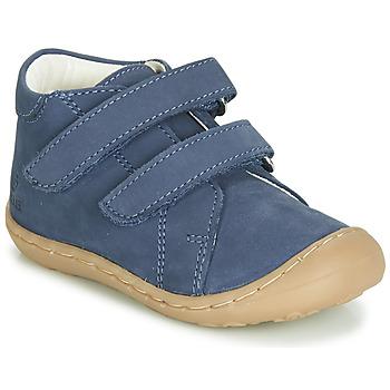 Topánky Chlapci Členkové tenisky GBB MAGAZA Modrá