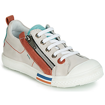 Topánky Chlapci Nízke tenisky GBB STELLIO Biela