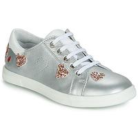 Topánky Dievčatá Nízke tenisky GBB ASTOLA Strieborná