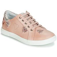 Topánky Dievčatá Nízke tenisky GBB ASTOLA Ružová