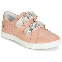 Topánky Dievčatá Nízke tenisky GBB BALOTA Ružová
