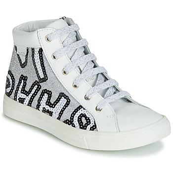 Topánky Dievčatá Členkové tenisky GBB MARTA Biela