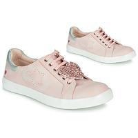 Topánky Dievčatá Nízke tenisky GBB MUTA Ružová