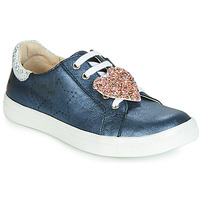 Topánky Dievčatá Nízke tenisky GBB MUTA Modrá