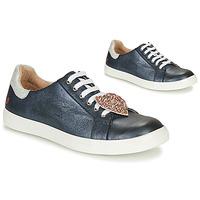 Topánky Dievčatá Nízke tenisky GBB MUTA Námornícka modrá