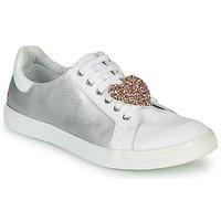 Topánky Dievčatá Nízke tenisky GBB MUTA Strieborná
