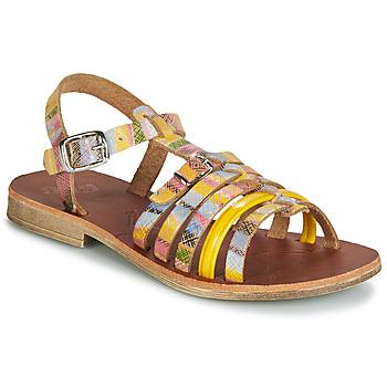 Topánky Dievčatá Sandále GBB BANGKOK Viacfarebná